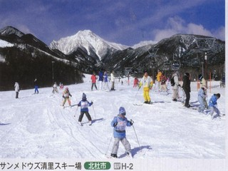 都心から2時間半・休日は清里へスキーに行こう!家族でゆっくり貸し切り風呂満喫!8500円〜