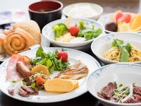 スタンダードプラン【ベストプライス保証】 ☆朝食バイキング付き☆