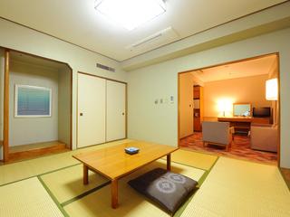 和室【8畳or6畳、いずれもリビング付で30〜36平米】