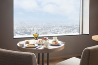 7日前までの予約でお得!エグゼゼクティブフロア(32〜37階) 専用ラウンジ朝食付