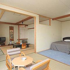 特別室・和洋室20畳&ツインベット・バストイレ付
