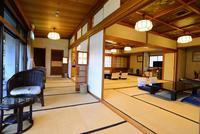 【もみじ山荘(3間45畳)】ファミリー・グループ様向けの和室