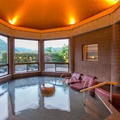 【錦帯橋の夜景を一望】最上階貴賓室で錦帯橋を眺めて過ごす♪ワンランク上の貴賓室プラン