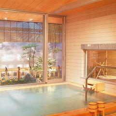 【広々シングルプラン】カップルにも!ヒノキの大浴場での〜んびり♪こだわりの朝食付き!インターネット可