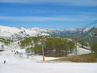 奥只見丸山春スキー・スノボプラン