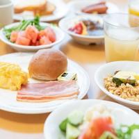 【当日限定】地域最大級の広さを誇る客室STAY(朝食バイキング付プラン)