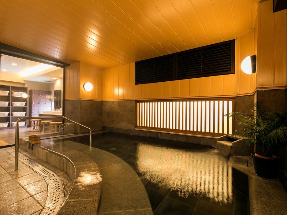 大浴場(女性浴場)