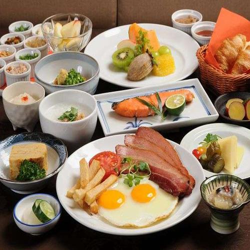 【28日前/朝食付】『選べる朝食4種類』&「自家源泉」掛け流し天然温泉でリフレッシュ!
