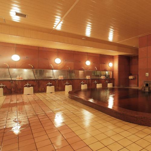 【スタンダード/素泊まり】駅前唯一の真の源泉かけ流し天然温泉でリフレッシュ!【旅して応援!】