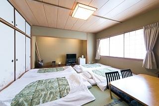 親しみの和室◆1名様素泊りプラン【部屋風呂無し】