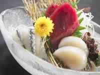【夏のオススメ会席】「牛タンしゃぶしゃぶ」「鮪のホホステーキ」そして「魚介の炙り焼き」