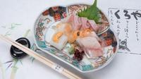 【丹後の地魚&和牛陶板ステーキ】海の幸もお肉どっちも食べたい!丹後の味覚