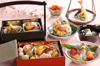 昼食付プラン 日本料理【うえまち】春爛漫 花見膳付きプラン 15時チェックアウト
