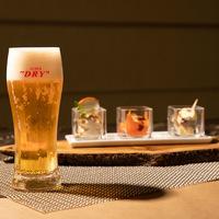 期間限定!ビール好きな方はこれで決まり♪(食事なし/生ビール90分飲み放題付)
