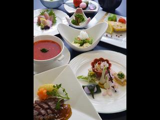 【季節の彩りと香り】創作和食コース♪1泊2食プラン