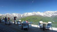 ≪白馬村7ホテル合同企画≫絶景の岩岳ゴンドラチケット&人気のHakuba Deliランチプラン