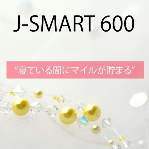 J−SMART600 【夢見る間に600マイルが貯まる】 素泊り