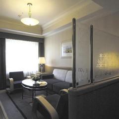 ★ジュニアスイートルーム(54平米)★122cm幅ベッド