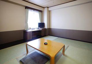 【楽天会員☆駐車料無料】喫煙・和室・6畳間
