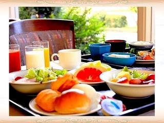 ご朝食付きプラン(和洋バイキング)