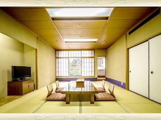 【禁煙】和室10畳〜【2〜6名利用】
