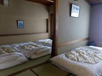 【禁煙】朝食付 和4人部屋(和室3人部屋+エクストラ布団)