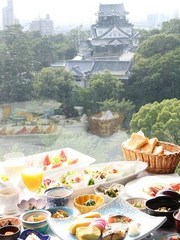 【朝食付きプラン】最上階展望レストランにて和洋モーニングビュッフェ付き☆