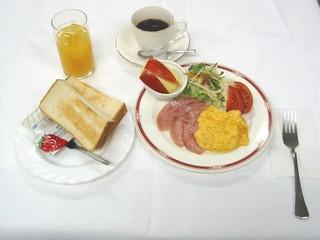 「元気印」朝食つきプラン