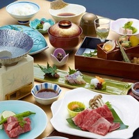 【一番人気】神戸牛づくし会席/証明書付の最高級神戸牛を堪能!ステーキ・しゃぶしゃぶ・握りなど