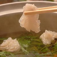 【夏の地元グルメ】兵庫・淡路産の脂ののった美味しい鱧♪「はも鍋会席プラン」
