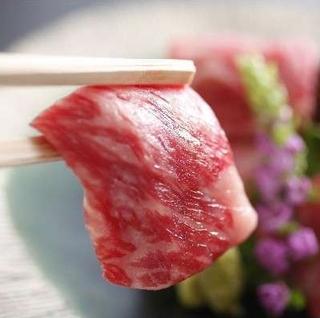 【証明書付★神戸牛】口の中で絶妙にとろけるサシが入った最高級神戸牛!「純神戸牛会席プラン」