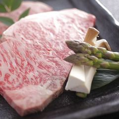 【ISAGOプレミアムⅠ】〜極上の肉厚あわびの踊り焼きに舌鼓&神戸牛ステーキ堪能プラン♪〜