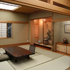 【日帰りプラン】山荘露天風呂付特別室