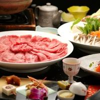 【さき楽28】神戸ビーフをたっぷりと堪能!神戸牛しゃぶしゃぶ鍋プラン