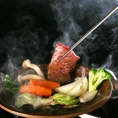 御苑自慢の牛肉をたっぷりと楽しむ!【神戸牛しゃぶしゃぶ】×【黒毛和牛ステーキ】美味饗宴プラン