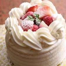 【カップル記念日ステイ】全4特典付!定番ケーキ&御苑ならではの「肉ブーケ」でフォトジェ肉なお祝いを★
