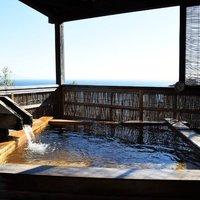 【露天風呂付】檜の湯舟コーナールーム(2ベッド)※禁煙