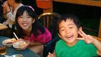 バーベキュー材料お持込みOKの素泊まりプラン☆ プレート朝食付き バーべキュー施設無料