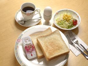 【カップル限定】朝食こだわりプラン☆★(和食1名分、パン食1名分付き)