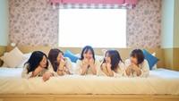 """ガールズパジャマパーティー """"カワイイ""""が詰まった特別ルームで Pajama Party 朝食付"""