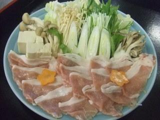 ★三元豚しゃぶしゃぶご膳プラン★