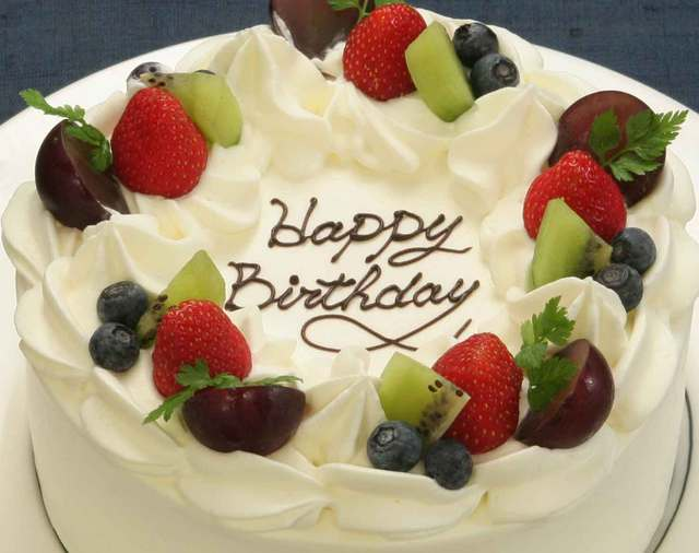 ケーキでお祝い!記念日プラン
