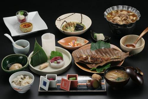 8分目プラン(季節の料理)