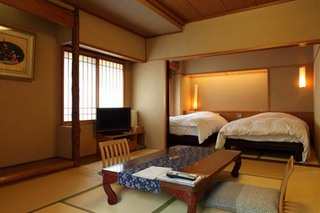 【禁煙】和室8畳+ベッドルーム 「若葉」