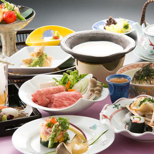 美味しいものを少しずつ♪山陰和牛や日本海鮮魚も味わえる!量より質の美味少量会席プラン☆
