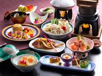 【平日限定】冬の和膳(なごみぜん)〜雪花〜冬にこそ味わいたい全11品☆