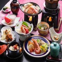 【春夏旅セール】お得に心もお腹も満点!!和食セットメニュープラン!