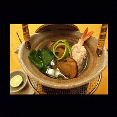 【10月限定】板長特選★松茸の土瓶蒸し