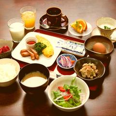 【平日限定】出張応援!ポイント10倍☆朝食付きプラン