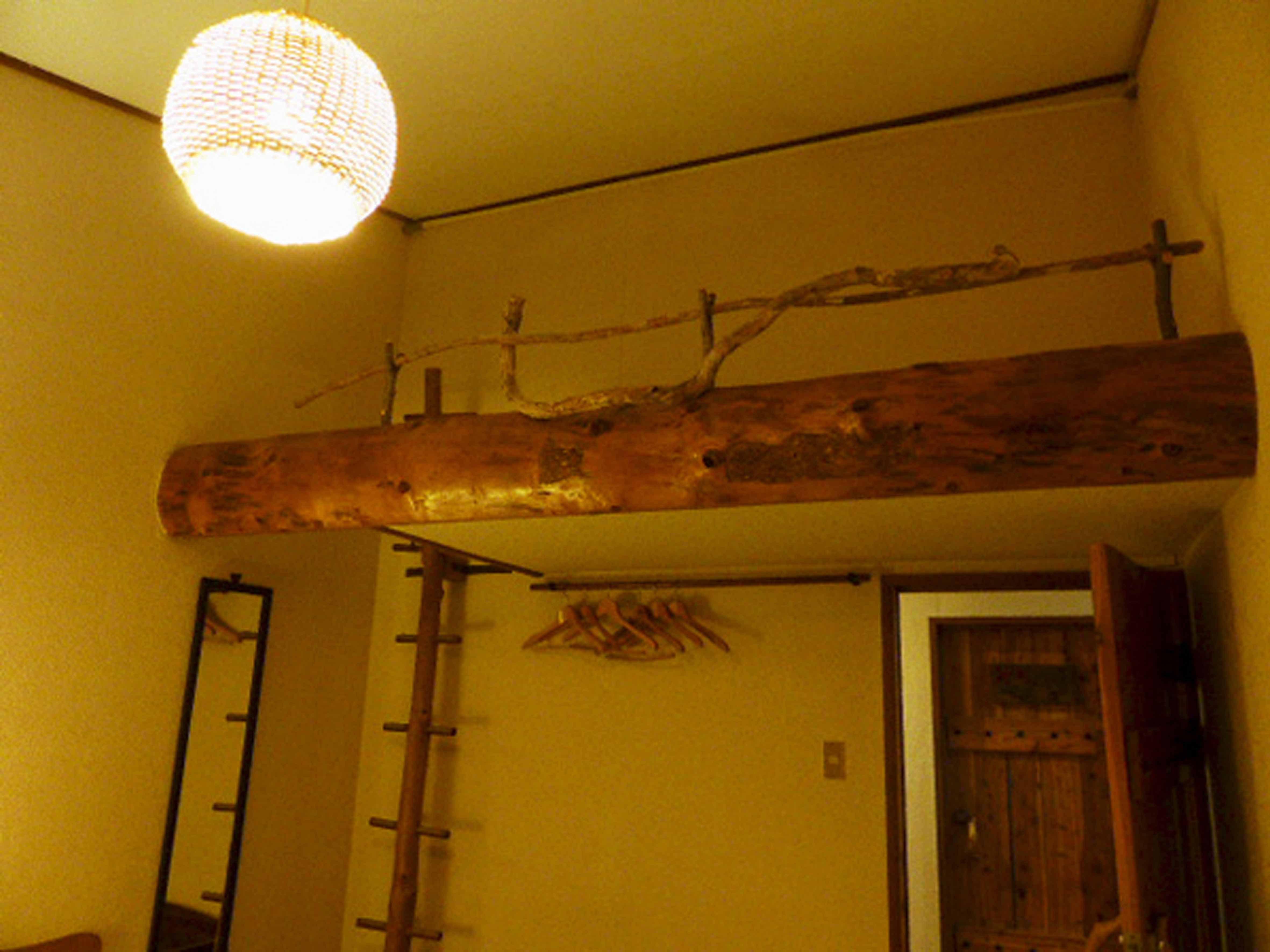 吊りベッド